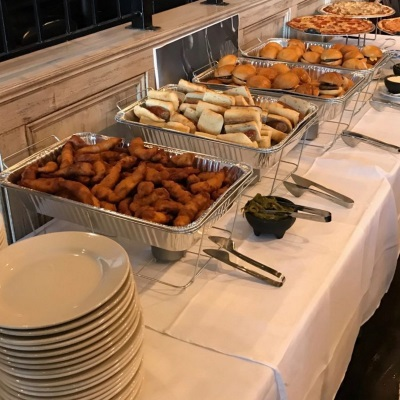 PARTIES &<br /> CATERING